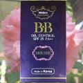 ББ Крем Mistine BB Oil Control Mousse SPF25 PA++