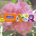 Детская зубная паста Апельсин Kodomo Toothpaste Orange