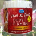 Крем для похудения Banna Hot & Fast Body Firming Massage Cream