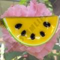 Мыло ручной работы Желтый Арбуз Fara Spa Soap Yellow Watermelon