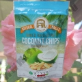 Кокосовые чипсы Coconut Chips Crispy & Delicious