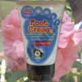 Крем для ног с Кокосом Banna Foot Cream Coconut Oil