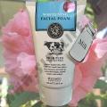 Пенка для умывания Scentio Whitening Milk Facial Foam