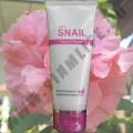 Пенка для умывания с муцином улитки Mistine Snail Facial Foam