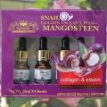 Улиточная сыворотка Snail Serum Mangosteen Collagen & Elastin