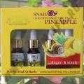 Улиточная сыворотка Snail Serum Pineapple  Collagen & Elastin