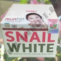 Крем для лица с секретом улитки Namu Life Snail White Cream 50мл