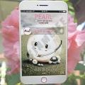 Тканевая маска с Жемчужной пудрой Moods Pearl Blink & Bright