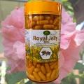 Пчелиное маточное молочко Nature`s King Royal Gelly 365 кап.