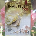 Тканевая маска c Улиткой и Жемчугом Moods Snail Plus+Pearl