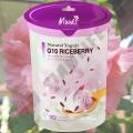Тканевая маска с Йогуртом и Черным Рисом Moods Yogurt Q10