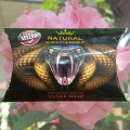 Мыло для лица Кобра Natural SP Snake Soap