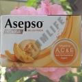 Мыло с экстрактом Дыни Asepso Melon Fresh
