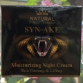 Омолаживающий крем для лица Syn-Ake Moisturizing Night Cream