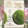 Антибактериальное мыло от Акне Ozzy Acne Clear up Soap