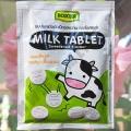 Молочные таблетки с Кальцием Roscela Milk Tablet