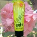 Молочко для тела с экстрактом Лимона Lemon Bright Body Milk