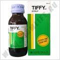 Сироп от гриппа и простуды Тиффи Дей Tiffy dey Syrup 60 мл.
