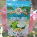 Кокосовые чипсы Coconut Chips Crispy & Delicious
