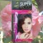 Удлиняющая тушь для ресниц Mistine Super Model Extension Mascara