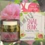 Крем для лица с секретом улитки Snail Blink Brightening Cream