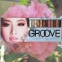 Тени для век и бровей Mistine Groove Complete Eye Palette