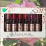 Увлажняющий тинт для губ Chateau Kezhiya Wine Lip Tint Set