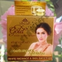 Осветляющий улиточный крем для лица Gold White Expert Cream