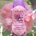 Матирующая BB и CC пудра Natriv BB & CC Powder