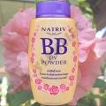 Матирующая BB пудра Natriv BB UV Powder