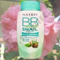 Матирующая BB пудра с Алоэ Natriv BB Aloe Snail Oil Control
