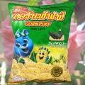 Тайские чипсы с Кукурузой Corn Puff Seaweed & Shoyu 72 гр.