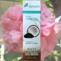 Зубная паста с Кокосовым Углем Generis Charcoal Toothpaste