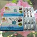 Тайские капсулы для похудения Lipo 9 Зеленые (День)