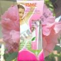 Отбеливающий крем для подмышек ISME Whitening under arm cream