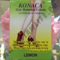 Крем для депиляции Konaca Hair Removal Cream Lemon