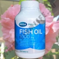 Рыбный жир Mega We Care Fish Oil 1000 mg. Omega-3