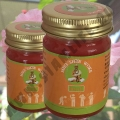 Тайский Оранжевый Бальзам Mho Shee Woke 100 гр.