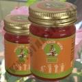 Тайский Оранжевый Бальзам Mho Shee Woke 200 гр.