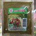 Тайская зеленая паста карри Nam Jai Green Curry Paste