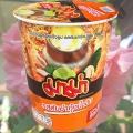 Лапша быстрого приготовления Том Ям Mama Shrimp Creamy Tom Yum