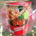 Лапша быстрого приготовления Том Ям Mama Shrimp Tom Yum
