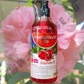 Массажное масло с соком Граната Banna Pomegranate Oil 450 мл.