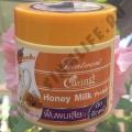Маска для волос с медом и протеином Caring Honey Milk Protein