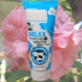 Пенка для умывания Milky Charcoal Detoxing Facial Foam