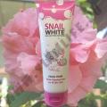 Пенка для умывания Snail & Pearl Whitening Facial Foam