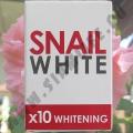 Мыло с экстрактом секрета улитки Snail White