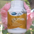 Лецитин в капсулах Lecithin 1200mg 30 шт.