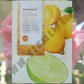 Тканевая маска с экстрактом Лимона Wobechon Lemonlime Mask
