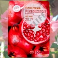 Тканевая маска с Гранатом Double Vitamin Pomegranate 3D Mask